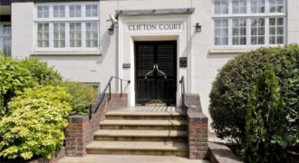 Clifton Court, Northwick Terrace, London, NW8